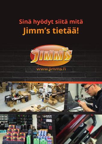 Jimms Myymälä