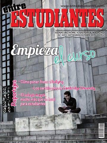 Entre Estudiantes - 201 by Peldaño - issuu
