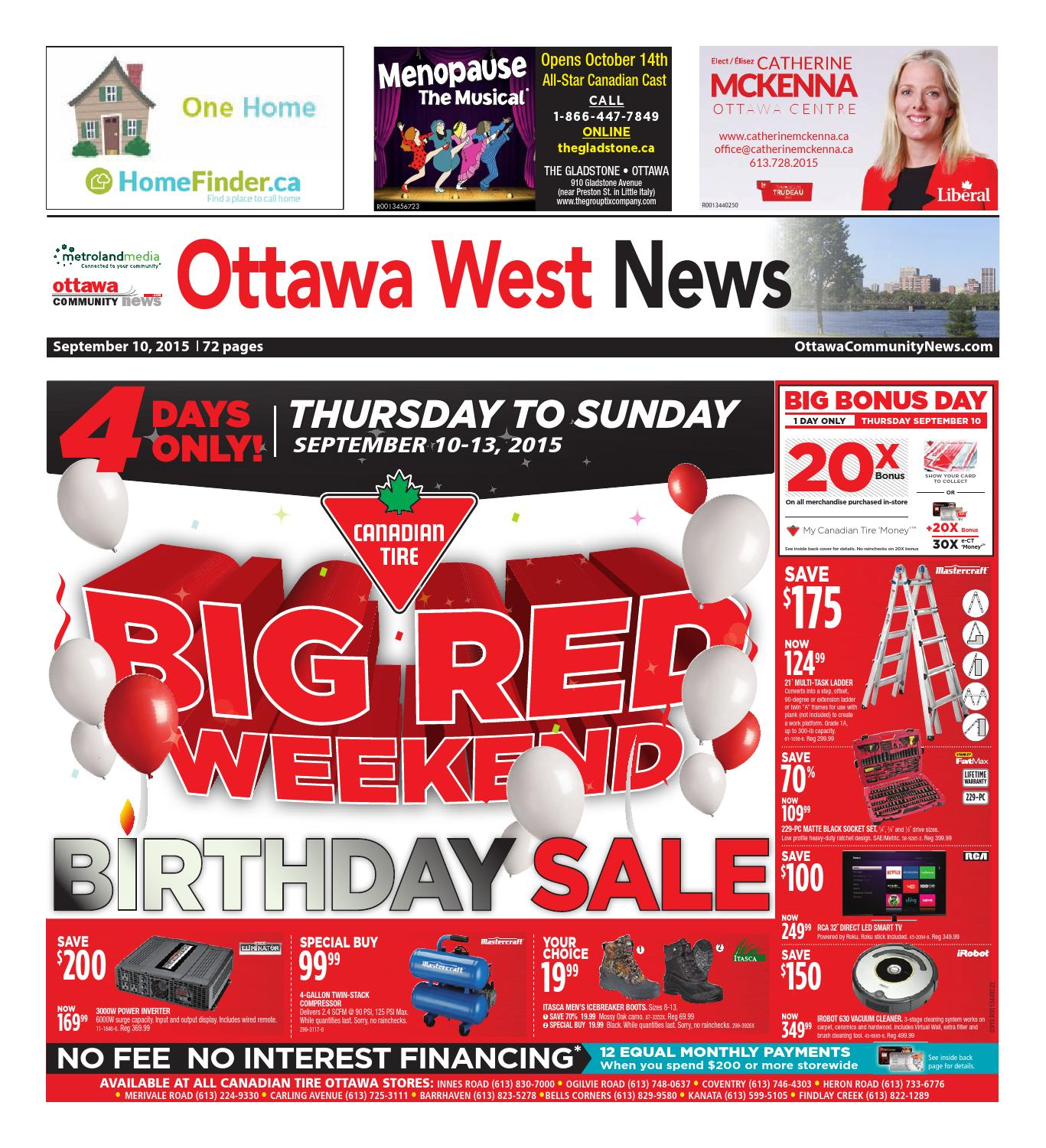 a792c48a8c Ottawawest091015 by Metroland East - Ottawa West News - issuu