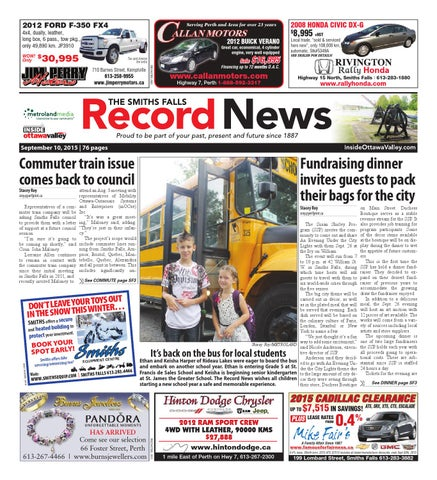 e35376e525 Smithsfalls091015 by Metroland East - Smiths Falls Record News - issuu