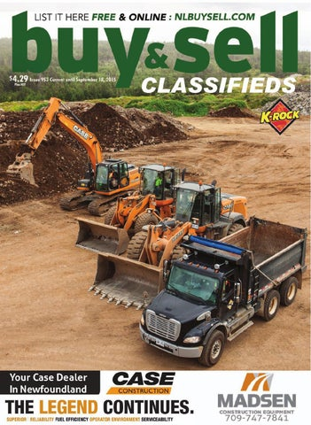 d5e5a9f275dd The buy sell magazine issue 953 by NL Buy Sell - issuu