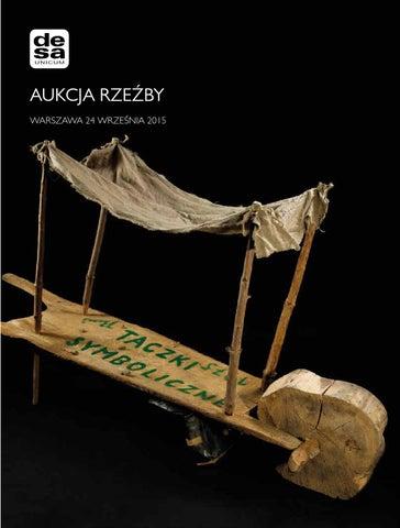 Aukcja Rzeźby 24 Września 2015 Godz 19 By Desa Unicum Sa Issuu