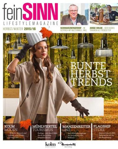 Seidl Magazin Herbstwinter 201516 By Seidl Trachten Issuu