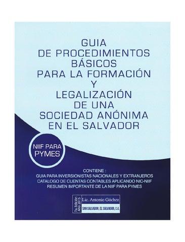 Guia Para Pymes El Salvador By Redmarketing Issuu