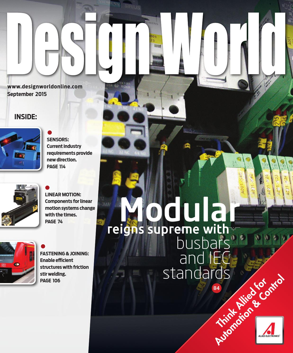 Design World September 2015 By Wtwh Media Llc Issuu Repeat Timer Circuit Diagram Electronic Circuits Pinterest
