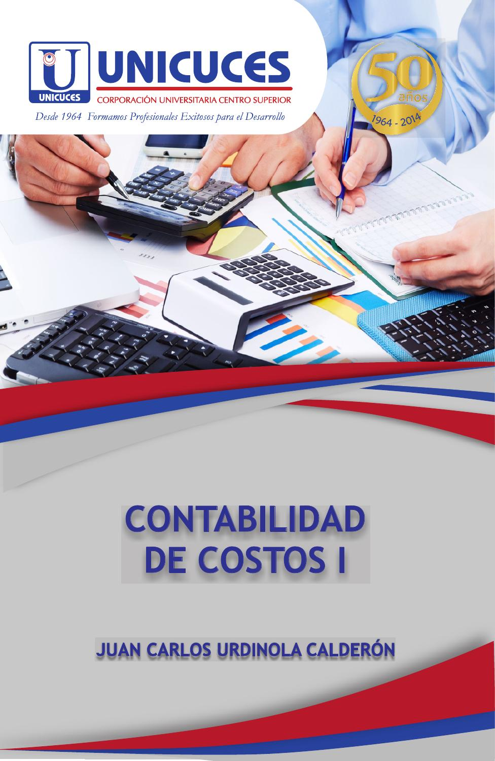 Contabilidad de costos i by UNICUCES - issuu
