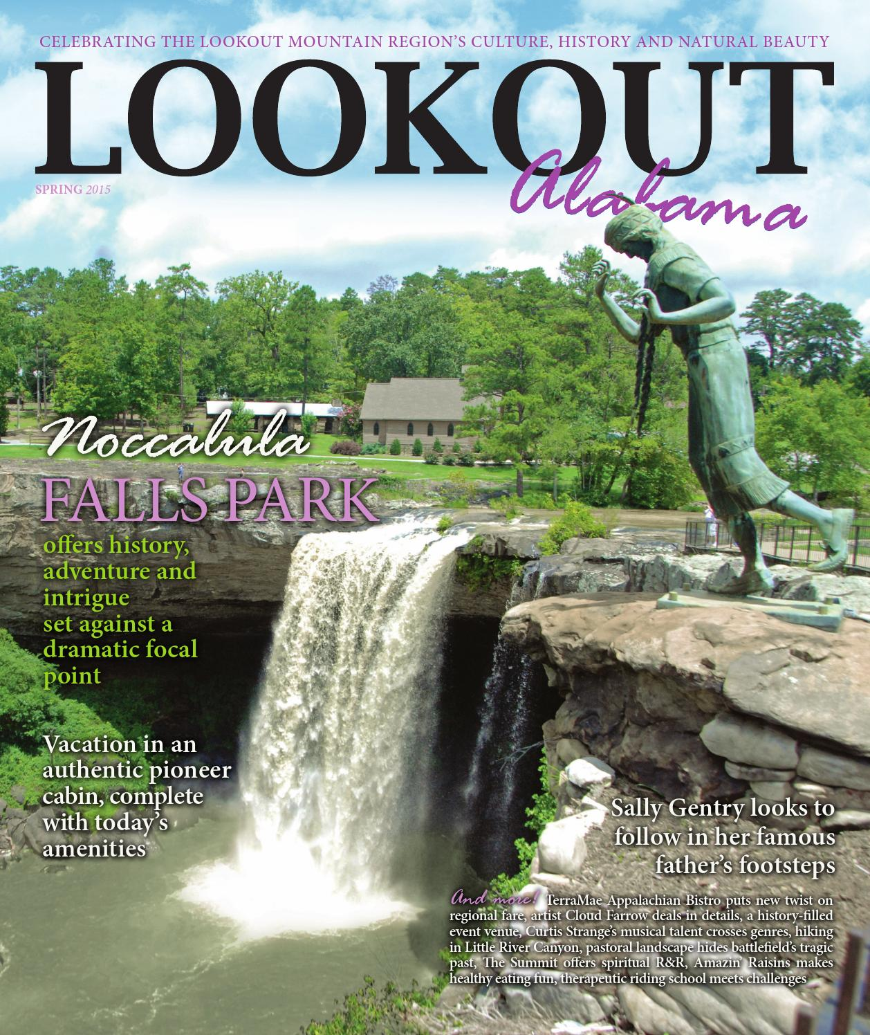 Lookout Alabama Half Of Issue By Lookout Alabama Issuu