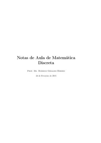 ea279fd451 Apostila matemática discreta by Letícia Morais (Let) - issuu