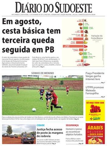 f748b9841c Diário do sudoeste 11 de setembro de 2015 ed 6465 by Diário do ...