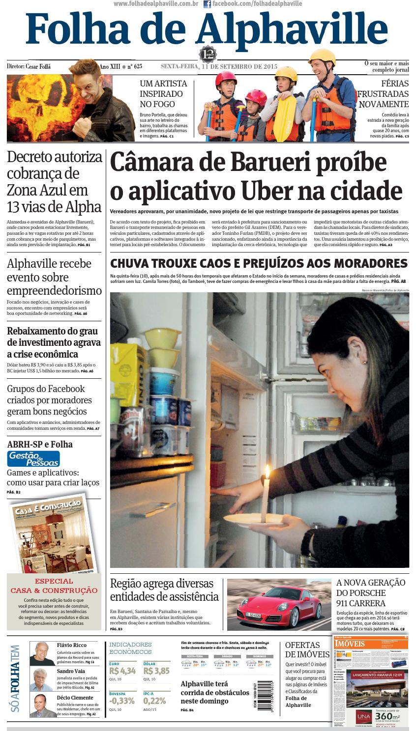 Edicao 625 by Folha de Alphaville - issuu