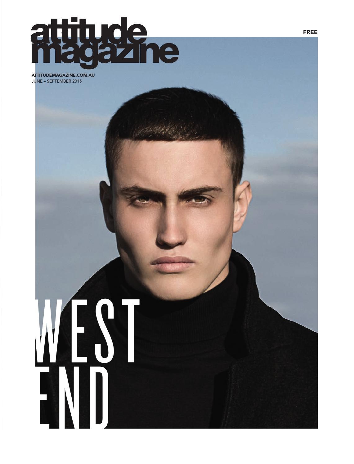 Attitude Fashion Magazine - Spring Edition by Rip It Up Publishing - issuu
