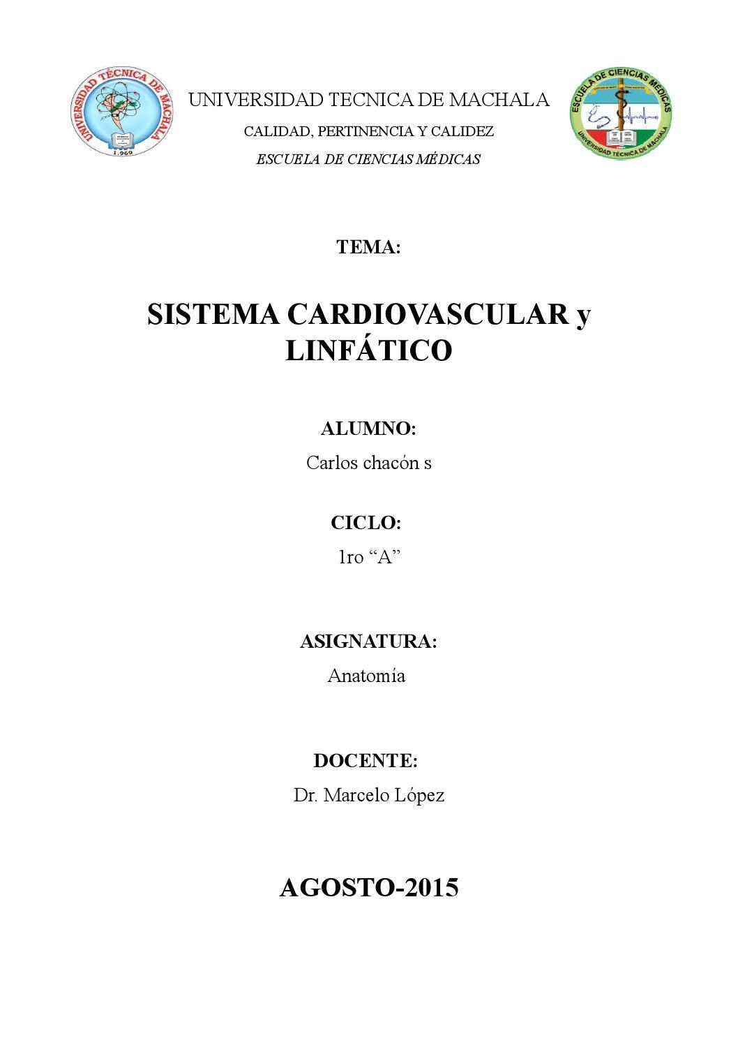 Libro de anatomia by Carlos Albert Chacon - issuu
