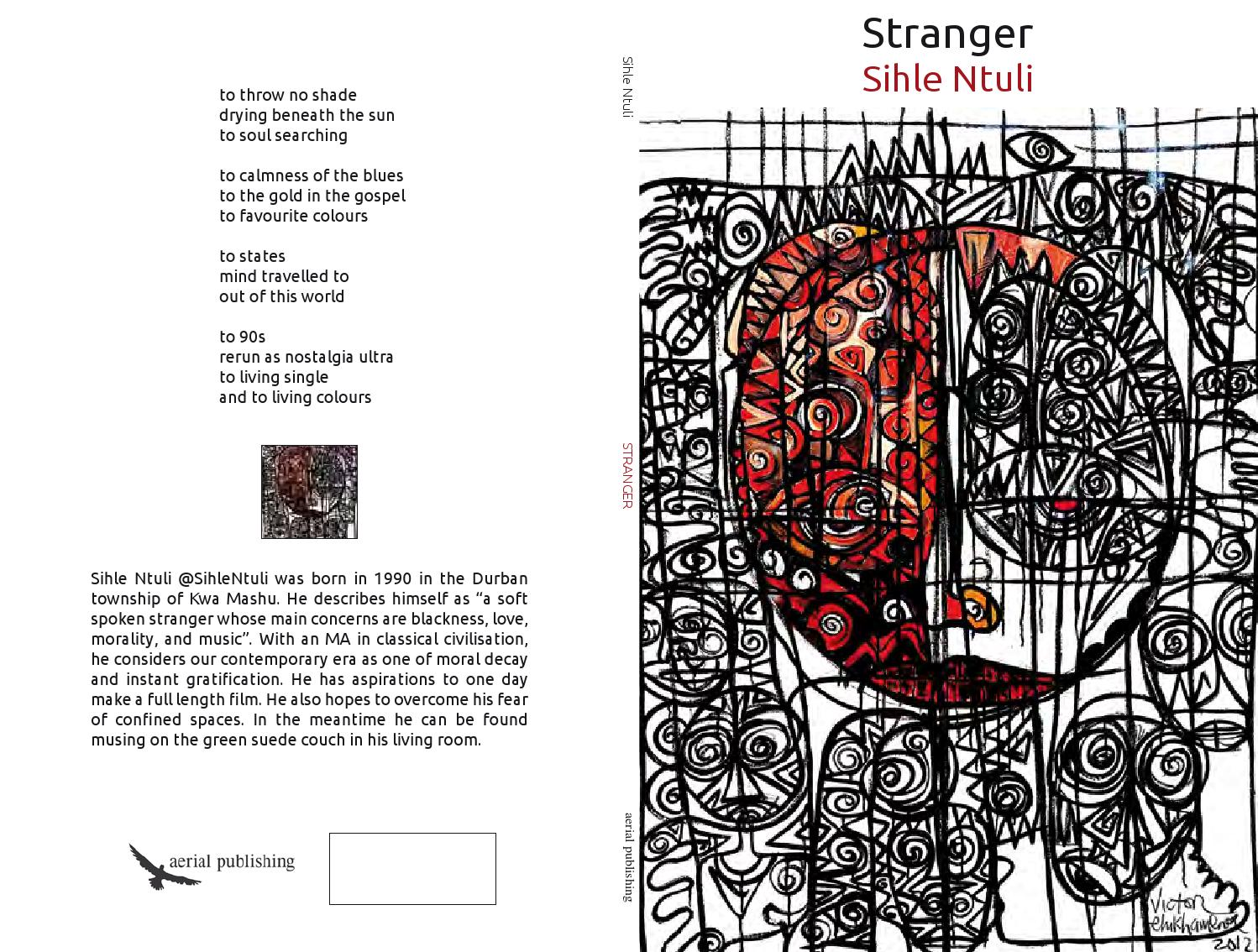 Stranger by TheHouseOfKehinde - issuu