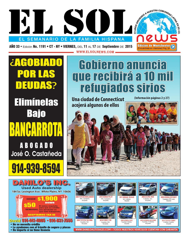 EL SOL News 1191 by EL SOL News - issuu