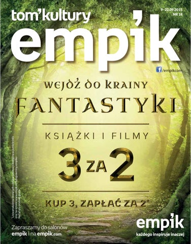 Tom Kultury Nr 18 2015 By Empik Issuu