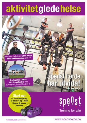 b93843f9e Spenstmagasinet haust 2015 by findriv AS - issuu