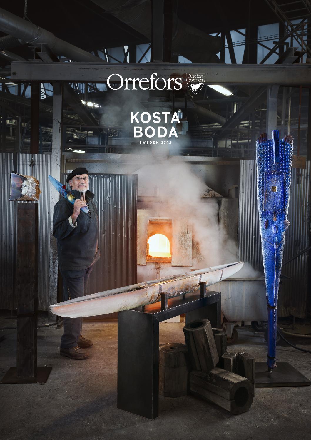 Kosta Boda Line Goblet 7021514
