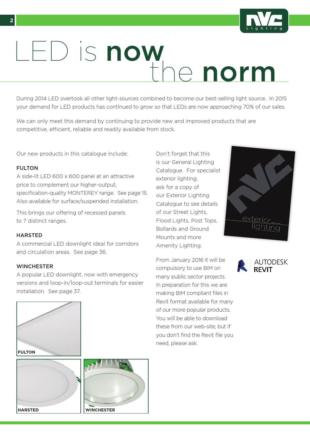 Nvc catalogue gl issue 02 by NVC Lighting Ltd - issuu