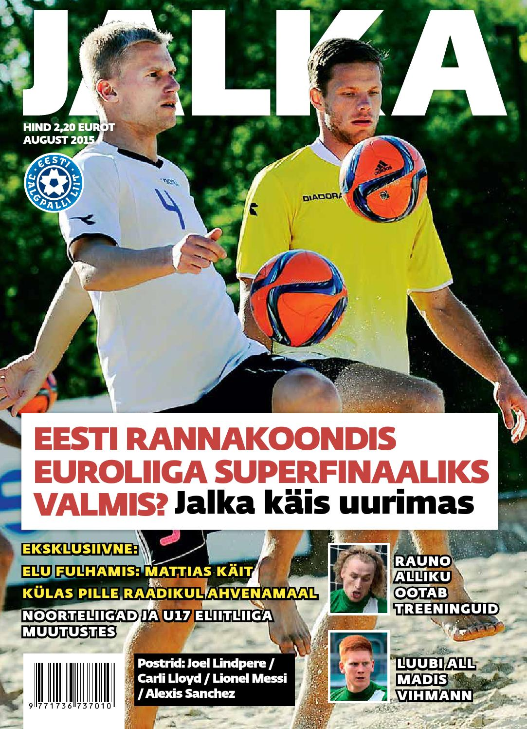 f46d9a45196 Jalka (august 2015) by Jalka - issuu