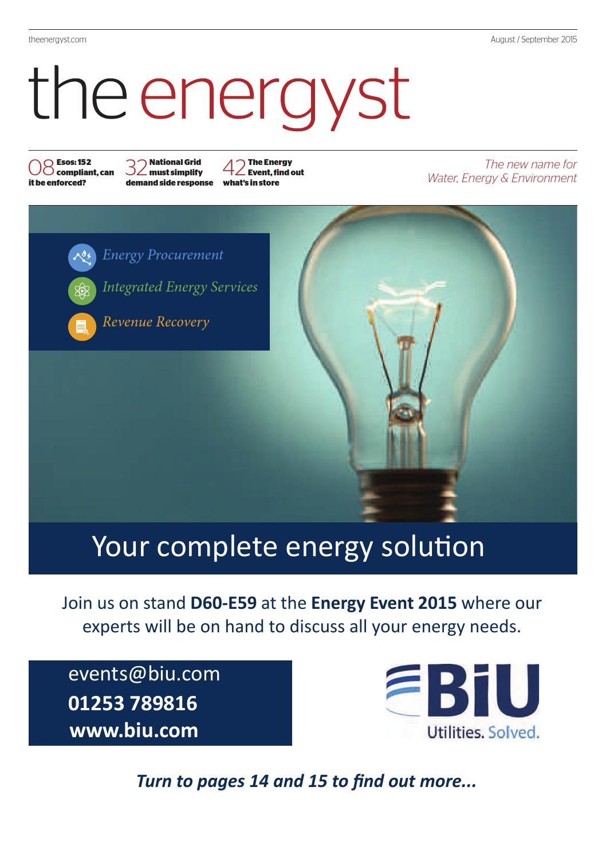 The Energyst by Energyst Media Ltd - issuu