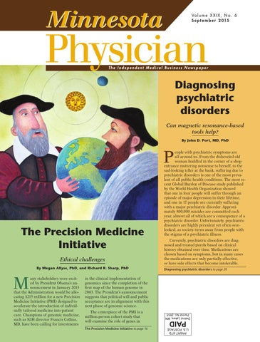 Mn Physician Sept 2015 By Minnesota Physician Publishing Issuu
