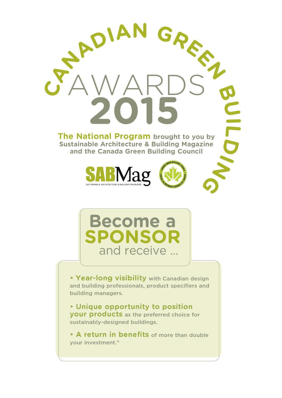 sab sponsorship proposal