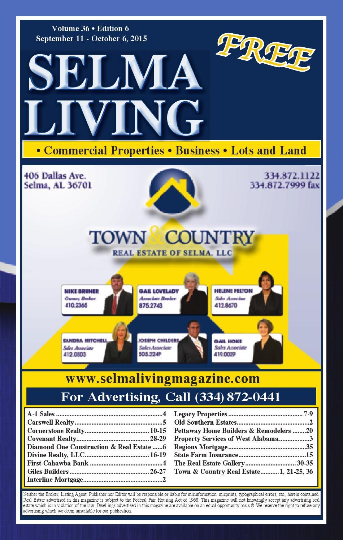 Selma Living, Vol  36, Ed  6 by Publications Press - issuu