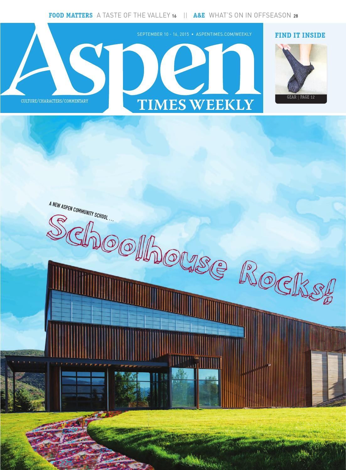 Rced Commentary Education Bills Put >> Atw 091015 By Aspen Times Weekly Issuu