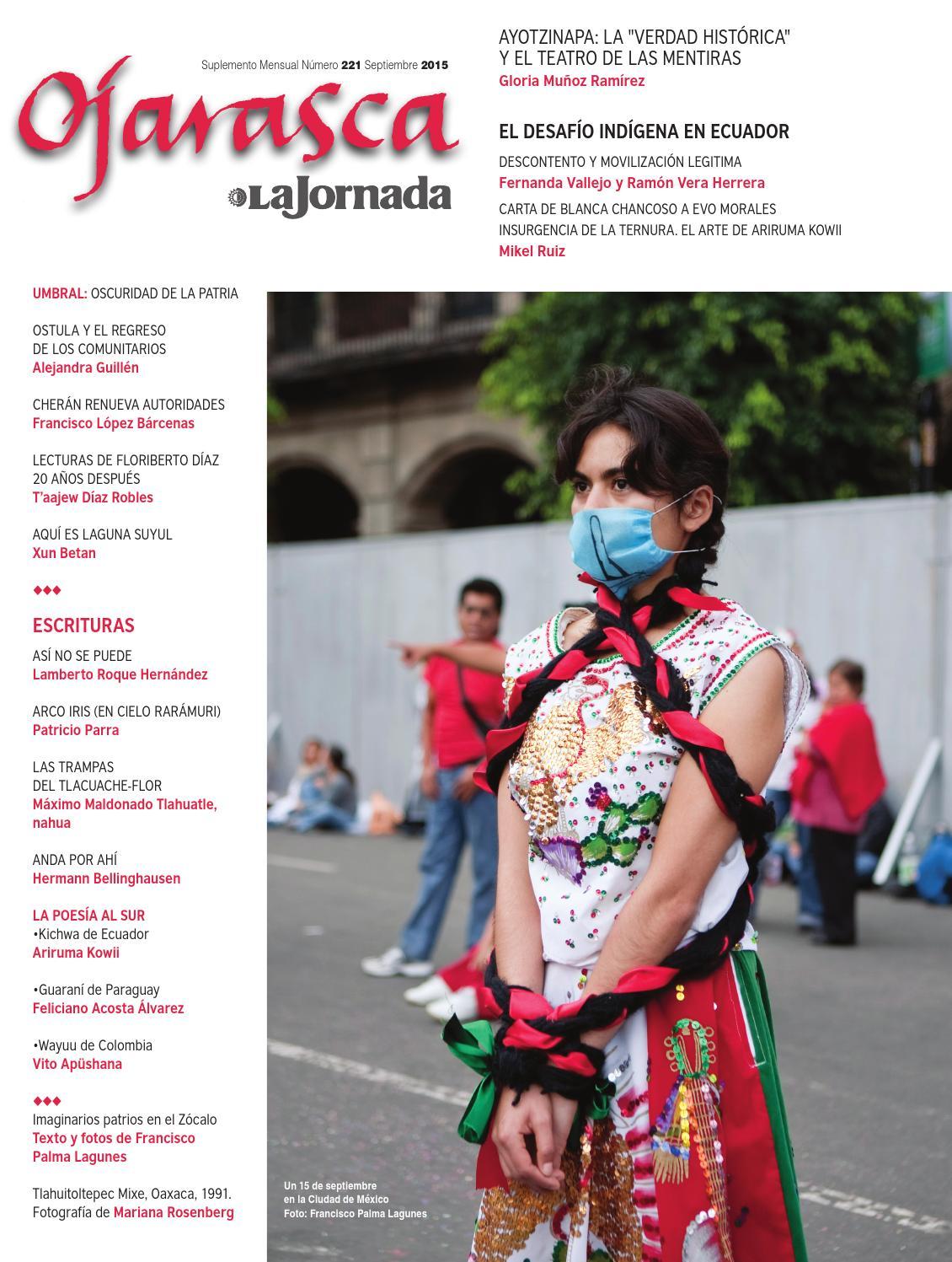 Ojarasca12092015 by La Jornada  DEMOS Desarrollo de Medios SA de CV - issuu 7c72d0ebcc7