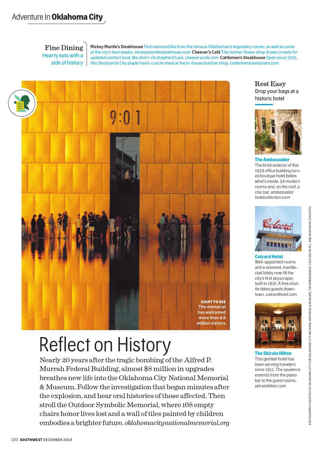 December 2014 by Southwest: The Magazine - issuu