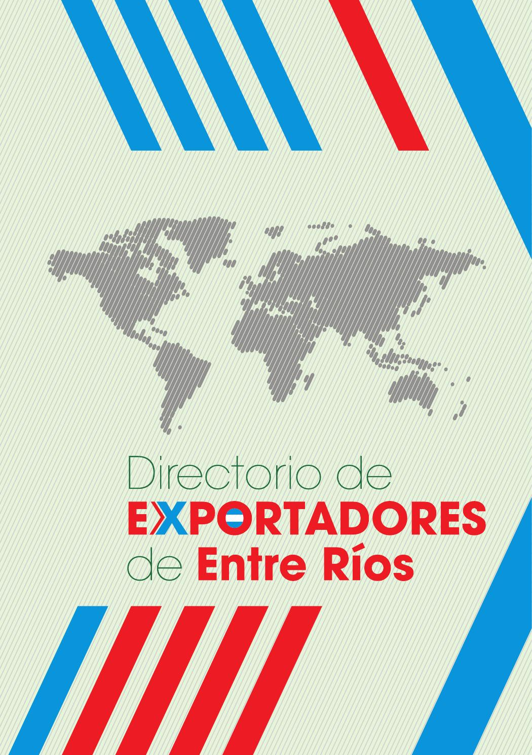 promo code 67fb6 ab375 Directorio de Exportadores de Entre Ríos by Martin Oleinizak - issuu
