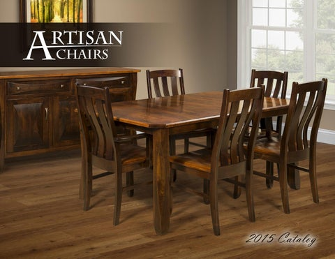 artisan chairs catalog dining room chairs u0026 bar stools e u0026 g amish