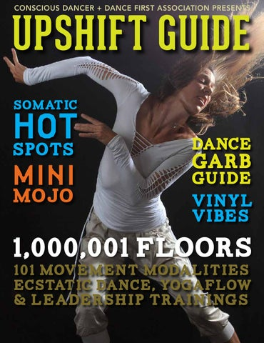 The Upshift Guide by Conscious Dancer - issuu