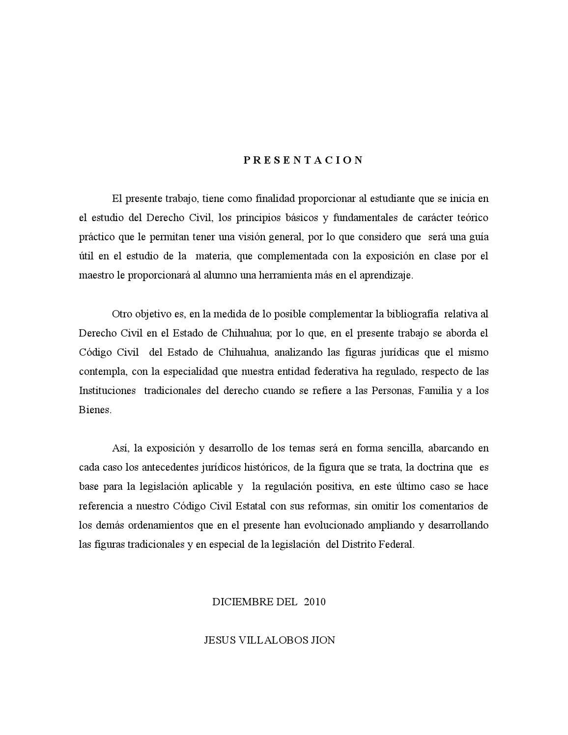 Estudio del derecho civil by hiram rios juarez issuu for Concepto de familia pdf