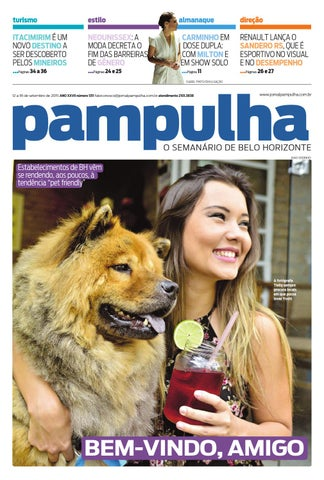 8c9db63995a1f Pampulha - Sáb,12 09 2015 by Tecnologia Sempre Editora - issuu