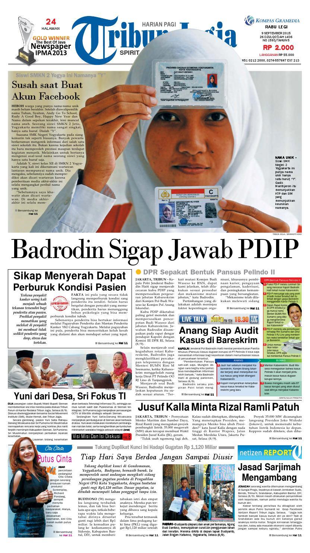 Tribunjogja 09 2015 By Tribun Jogja Issuu Fcenter Meja Rias Siantano Mr 905 Jawa Tengahdiyjawa Timur