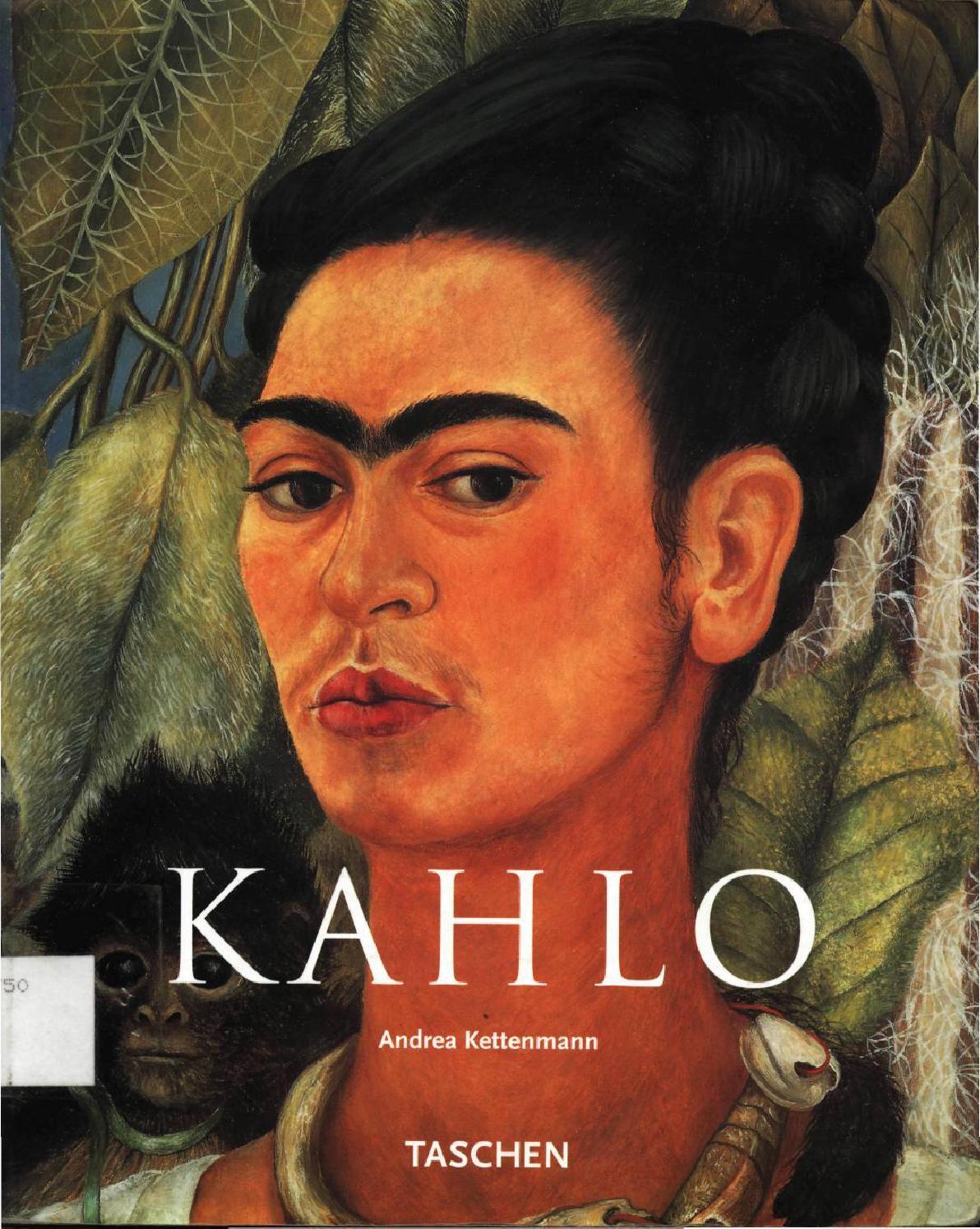 Kettenmann Andrea Frida Kahlo By Marisolzapiain Issuu