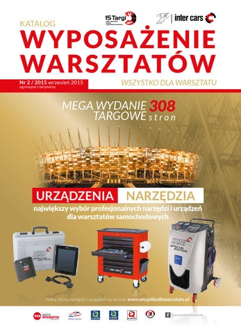 962f692e24 Katalog Wyposażenia Warsztatów 2015   2 by InterCars SA - issuu