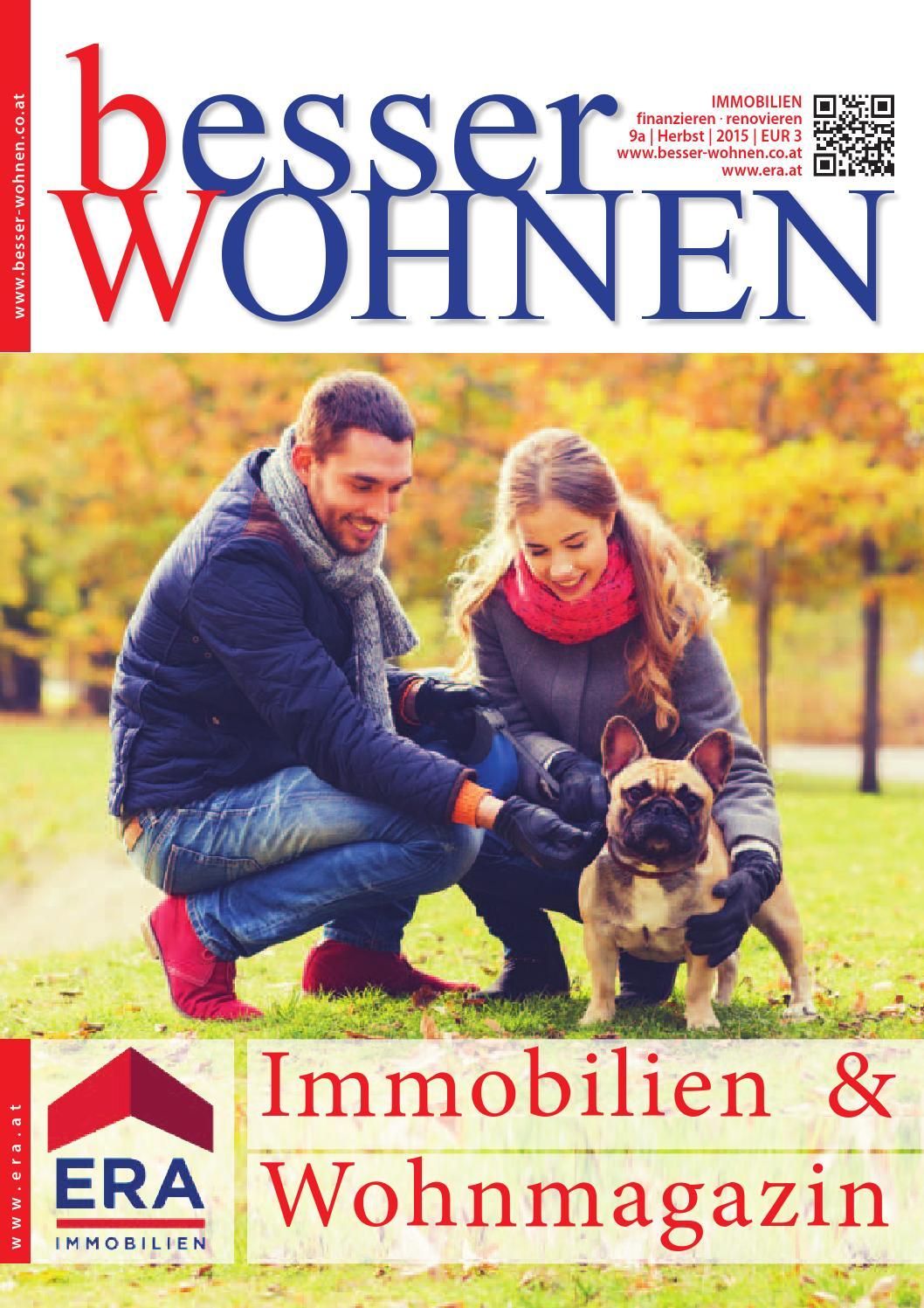 Besser Wohnen Herbst 2015 By ERA Austria   Issuu
