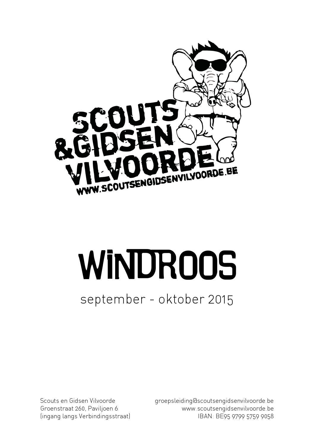 Kleurplaten Verjaardag Bompa.Windroos September Oktober 2015 By Scouts En Gidsen Vilvoorde Issuu
