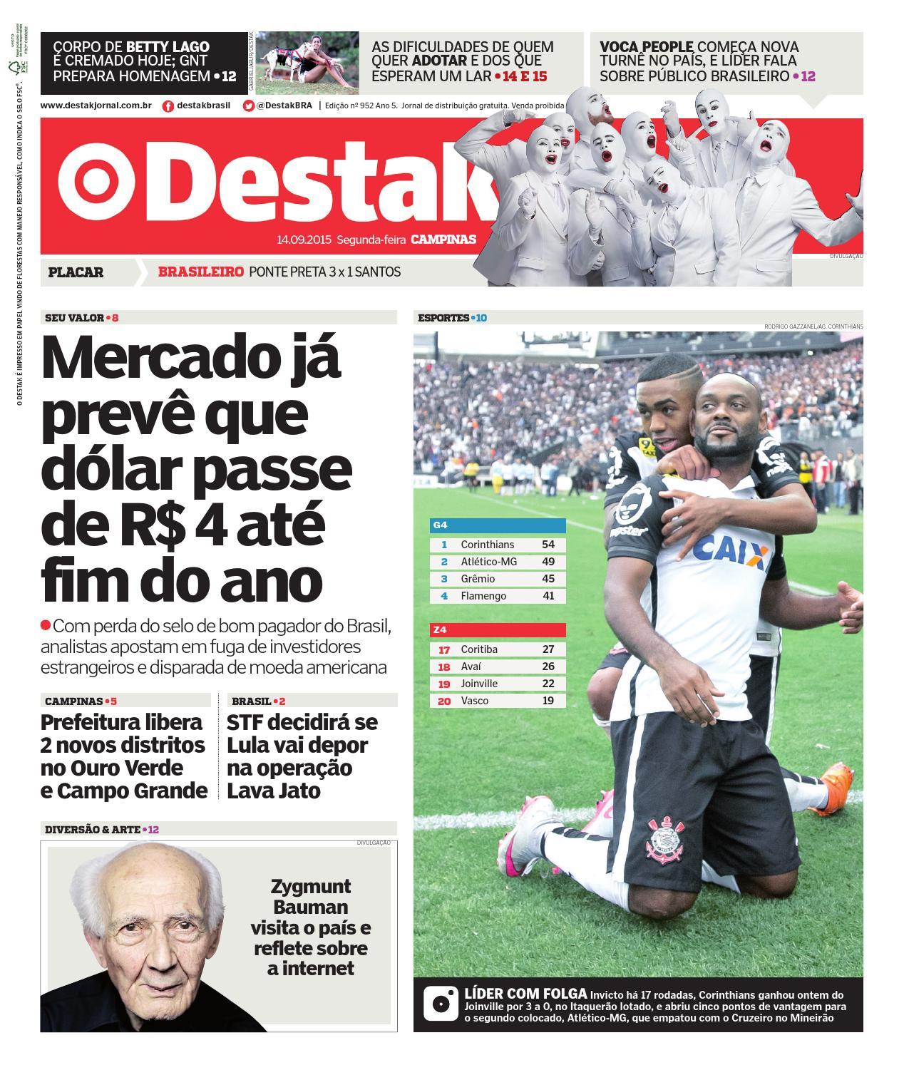 Campinas - 952 by Destak Jornal - issuu ff22a49ed6918