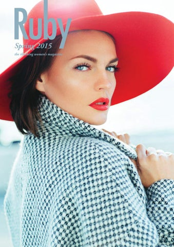 25301245c892e Ruby Spring 2015 by Adcell Group - issuu