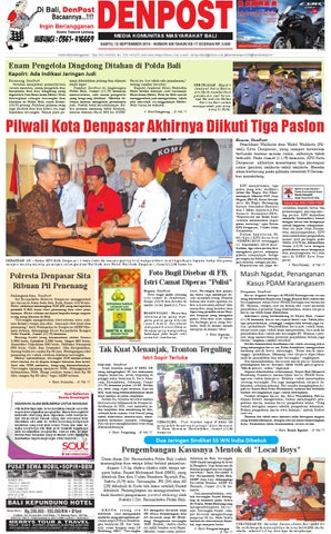 Image Result For Denpost Media Komunitas Masyarakat Bali