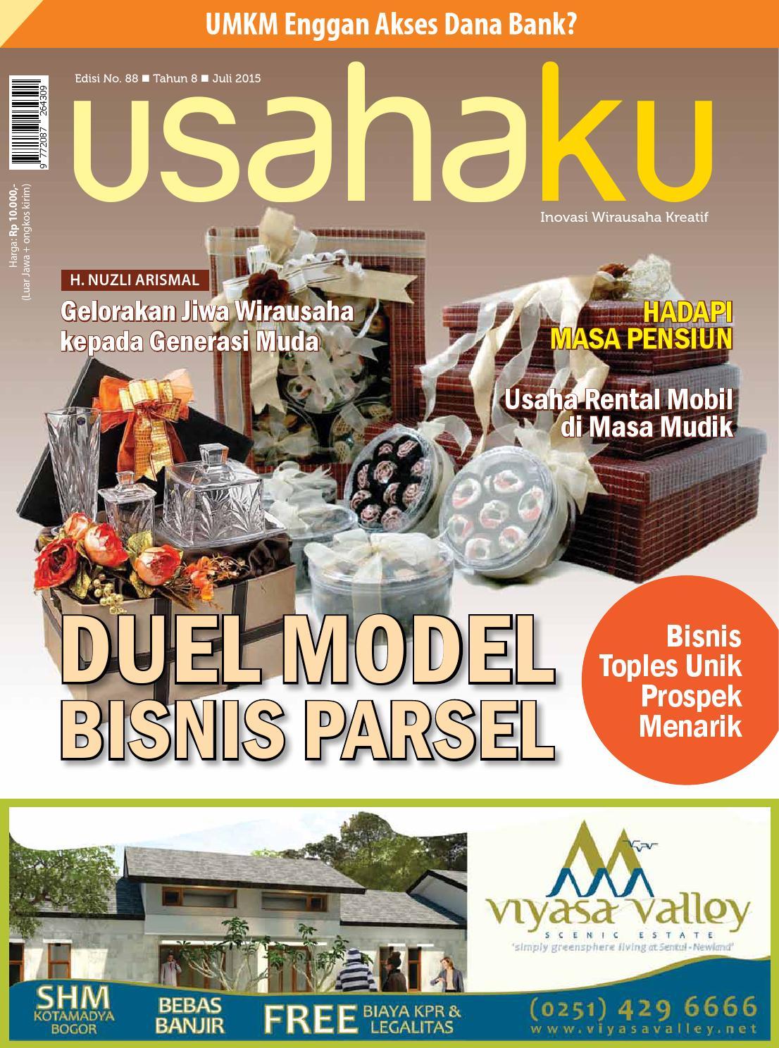 Tabloid Usahaku Juli 2015 By Issuu Produk Ukm Bumn Kain Batik Handmade Warna Alam