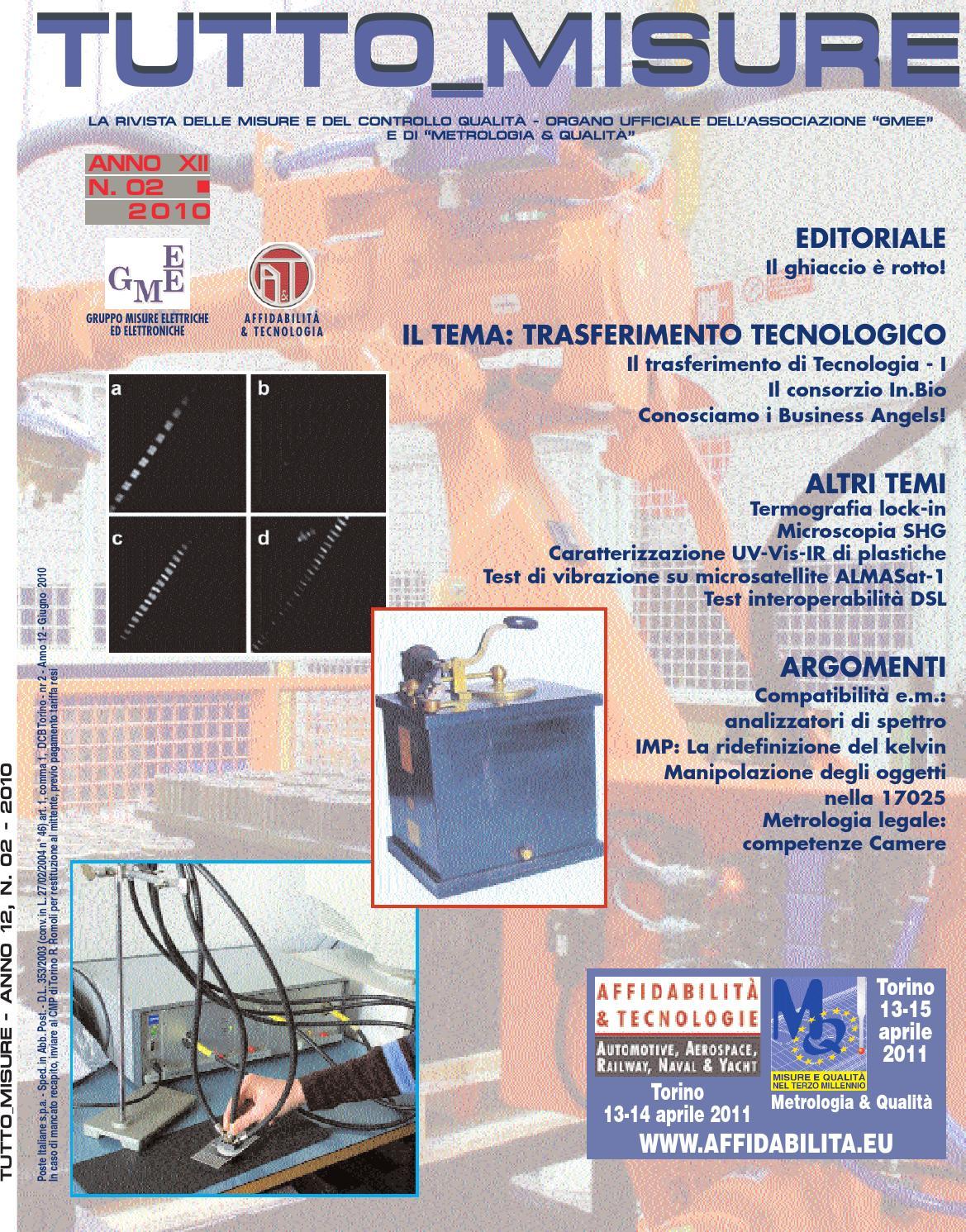 Tutto Misure 02 2010 By Issuu Grixit Forum Come Leggere I Circuiti Elettrici Su Elettronica