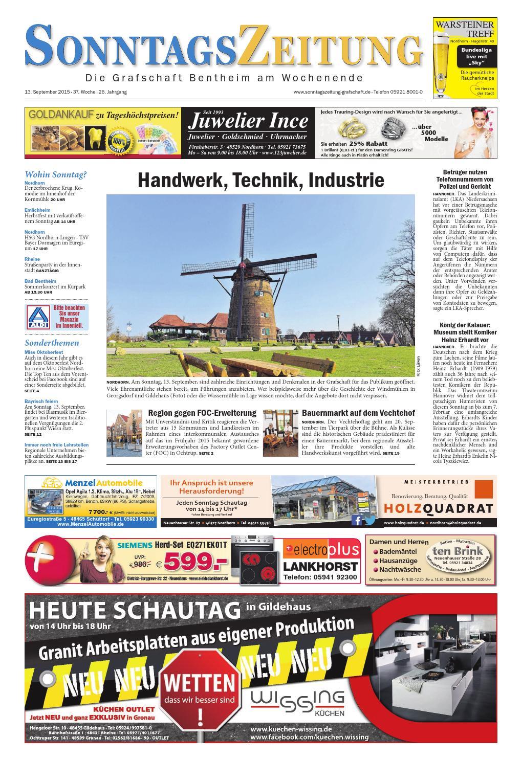 SonntagsZeitung_13.09.2015 by SonntagsZeitung - issuu