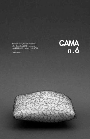 Gama 6 by belas artes ulisboa issuu page 1 fandeluxe Images