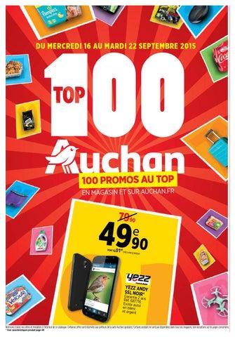 Auchan Catalogue 16 22septembre2015 By Promocataloguescom Issuu