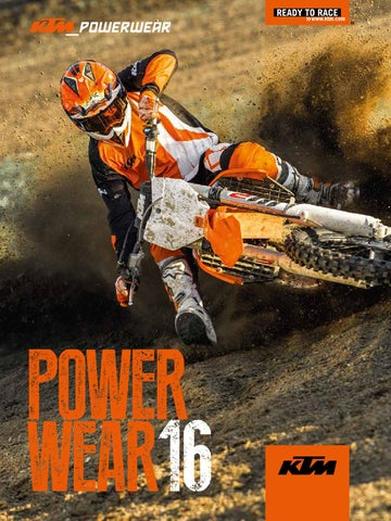 2018 ktm powerwear catalogue. delighful 2018 ktm powerwear offroad catalog 2017 english by sportmotorcycle gmbh   issuu for 2018 ktm powerwear catalogue
