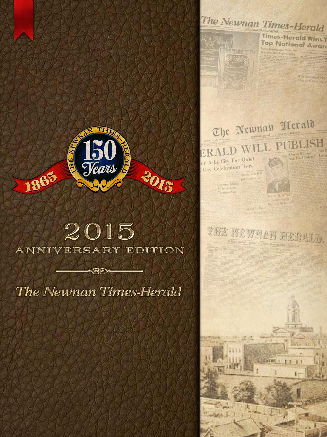 150th Anniversary Edition By The Times Herald Issuu